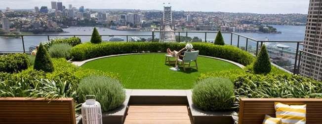 Shagree e i giardini pensili di Bari