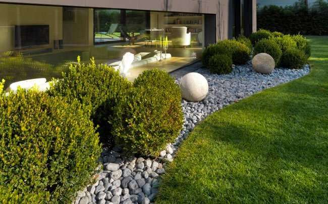 Il giardino del vicino è sempre più zen